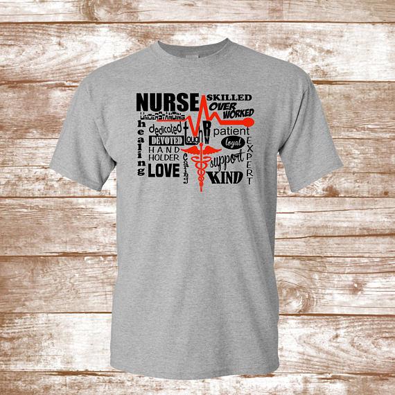 678f3fa8b RN Shirt - Nurse Subway Design - Subway Art - Nursing Shirt - I'm a ...